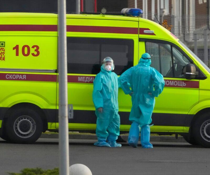 Son dakika... Moskova'da pandemi nedeniyle yeni önlemler: 10 gün izin