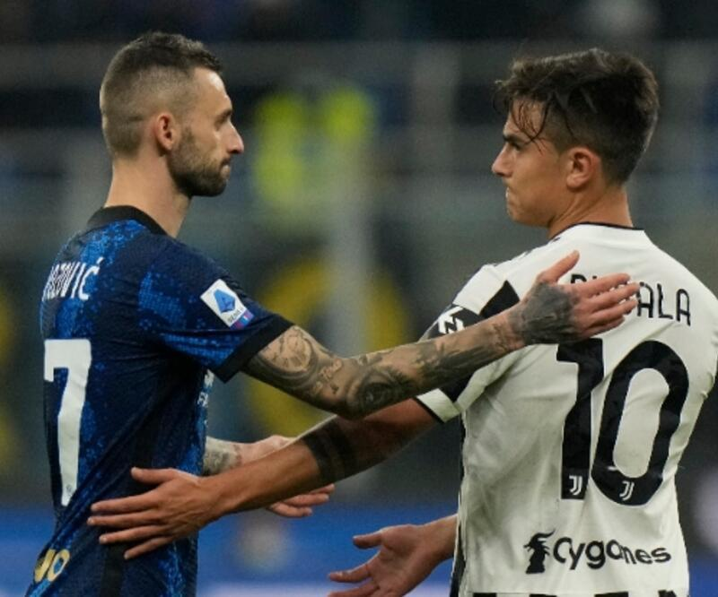 Juventus puanı 89'da kurtardı