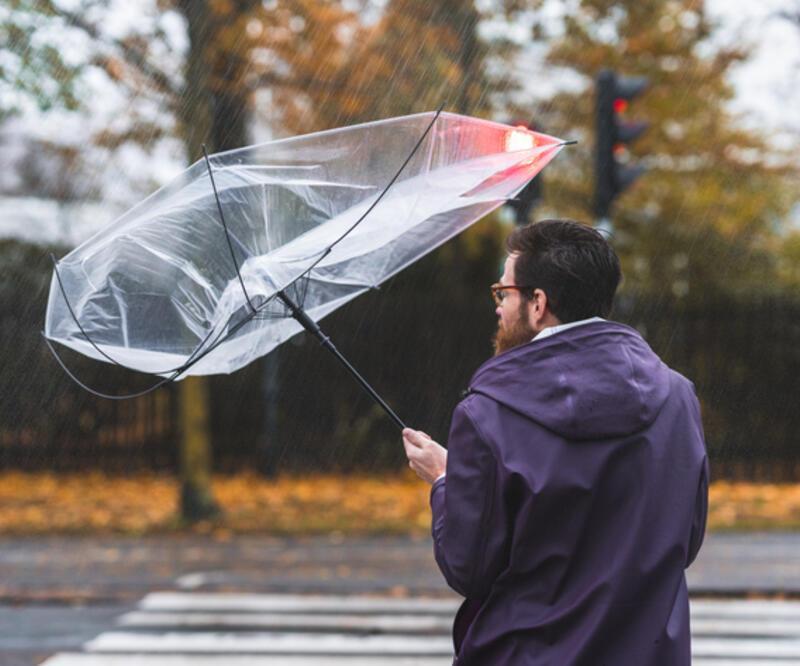 Meteoroloji'den kuvvetli yağış ve rüzgar uyarısı geldi