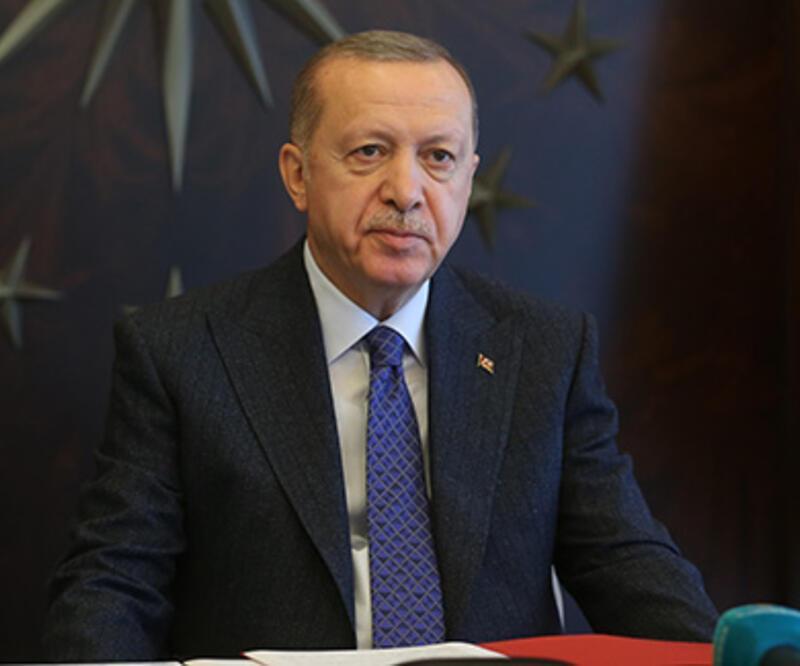 Büyükelçilerden geri adım sonrası Cumhurbaşkanı Erdoğan'dan ilk tepki