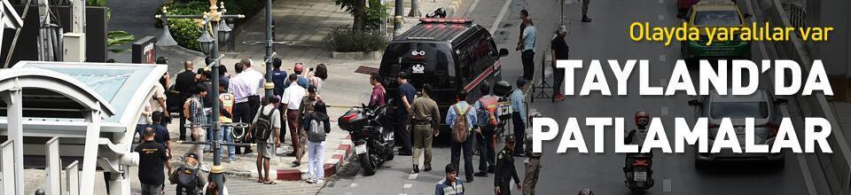Tayland'ın başkenti Bangkok'ta patlamalar