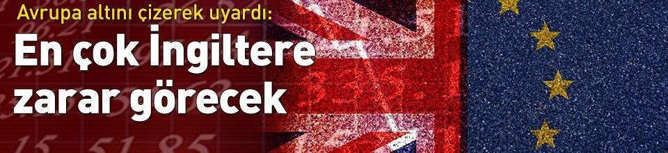 İngiltere daha çok etkilenecek