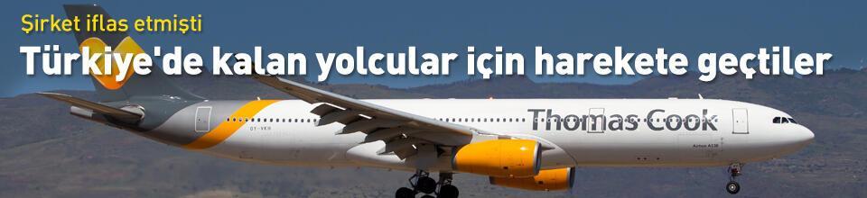 Dalaman'a, Thomas Cook mağduru yolcular için A380 geliyor