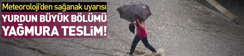 Hava durumu 17 Ekim: Yağmur ve sis uyarısı! Saat aralığı verildi