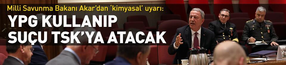 """""""YPG kullanıp suçu TSK'ya atacak"""""""