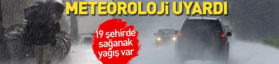 Hava durumu 18 Ekim: Sis, pus, yağmur! Meteoroloji uyardı