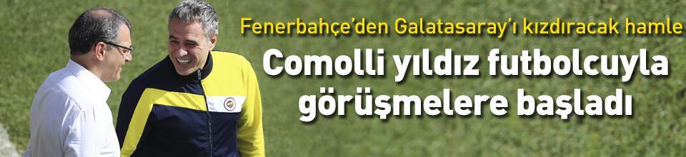 Fenerbahçe'den Galatasaray'ı kızdıracak hamle!