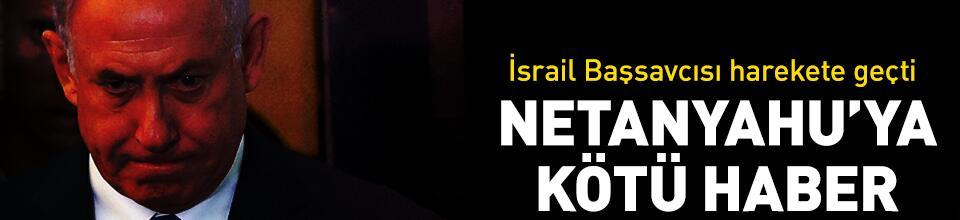 Netanyahu'ya kötü haber!