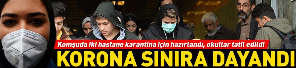 İki hastane karantina için hazırlandı, okullar tatil edildi