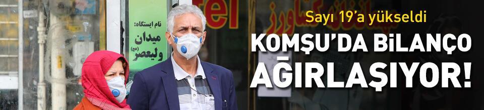 İran'da koronavirüs bilançosu ağırlaşıyor