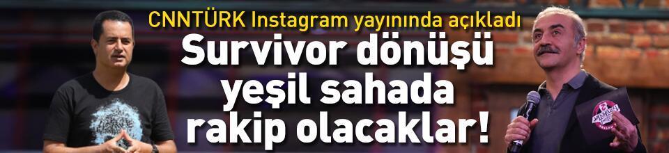 Yılmaz Erdoğan: Acun Ilıcalı ile futbol maçı yapacağız