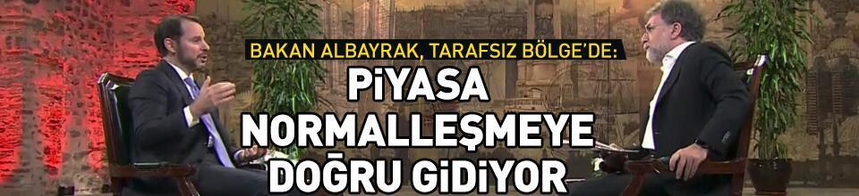 Bakan Albayrak'tan CNN TÜRK'e önemli açıklamalar
