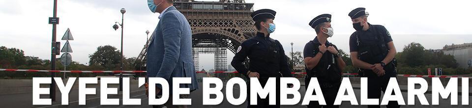 Avrupa'nın kalbinde bomba alarmı