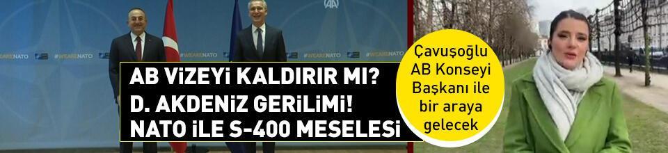 AB Türkiye'ye vizeyi kaldırır mı?