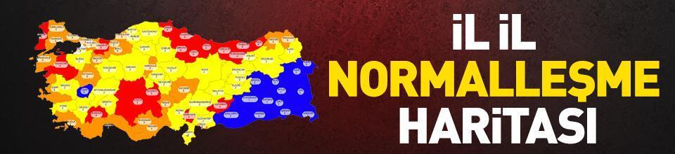 İl il normalleşmenin yol haritası!