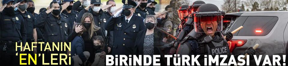 Ünlü site haftanın en iyi karelerini paylaştı: Listede bir Türk isim de var