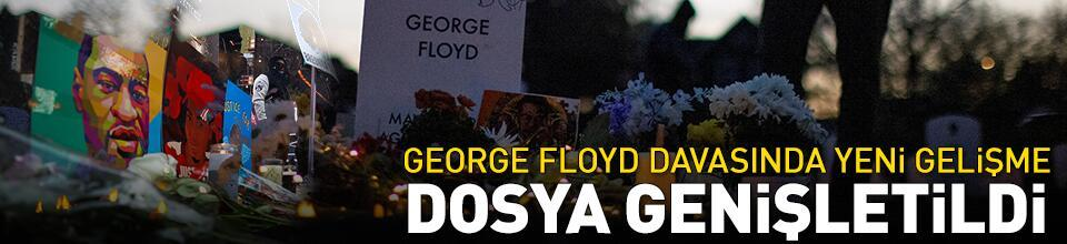 George Floyd davasında yeni gelişme!