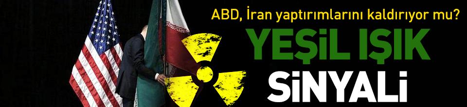 ABD, İran yaptırımlarını kaldırıyor mu?