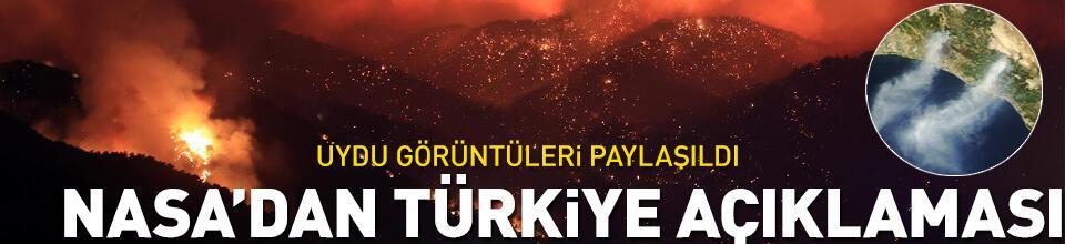 NASA'dan Türkiye açıklaması