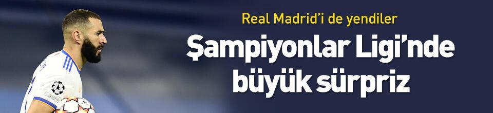 Sheriff Real Madrid'i de yendi