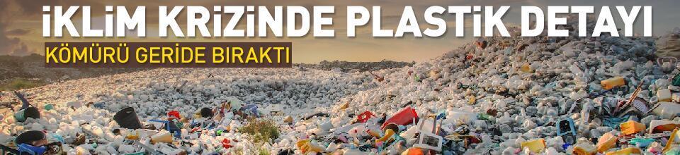 """Küresel iklim krizi: Kömür plastiğin yanında """"iyi kalabilir"""""""
