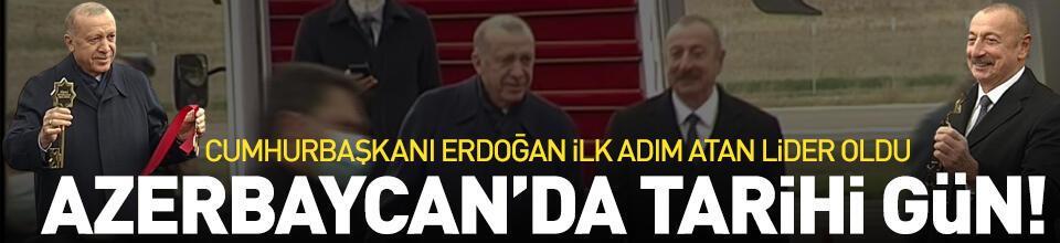 Azerbaycan'da tarihi gün!