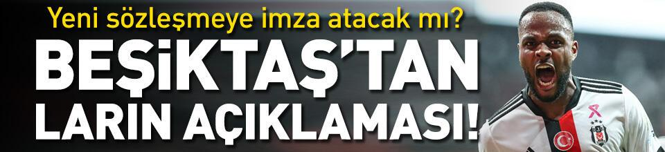 Beşiktaşlı yöneticiden Cyle Larin açıklaması!