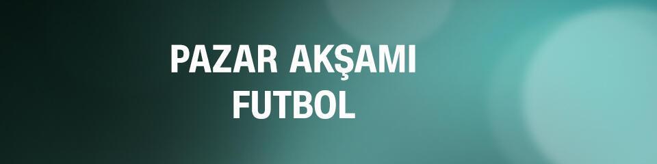 Pazar Akşamı Futbol - CNNTürk TV